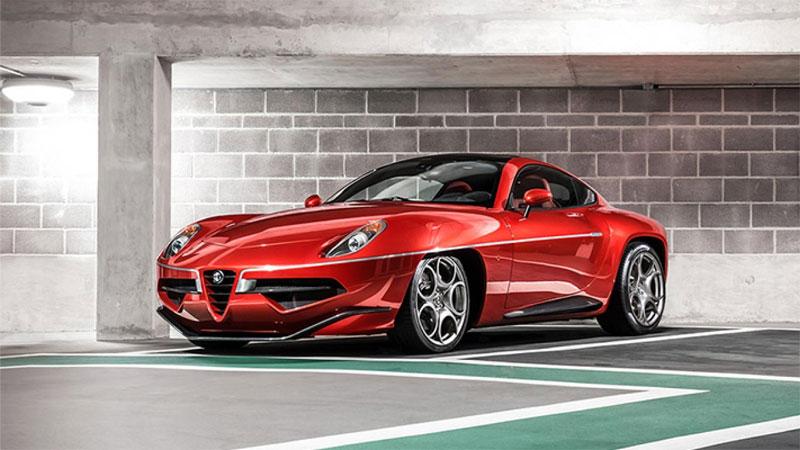 Alfa Romeo Disco Volante >> Alfa Romeo Disco Volante Alfa Romeo Crew