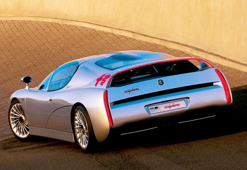 on Alfa Romeo Diva