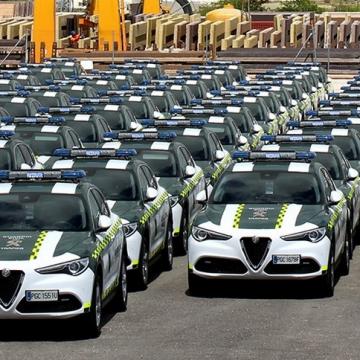 Spanish Police Acquires Fleet of Stelvios | Alfa Romeo Crew